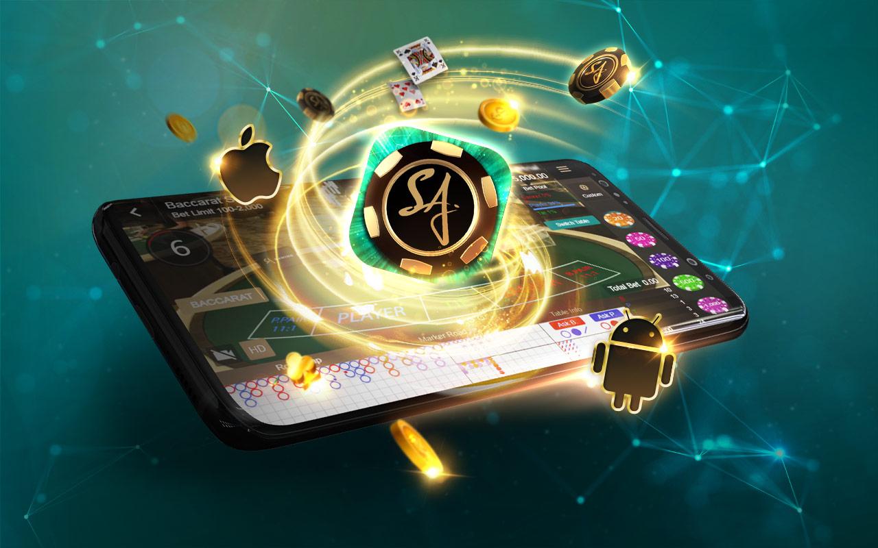 เรียนรู้ลักษณะที่นำเสนอในเกมคาสิโนสด SA Gaming VIP1688